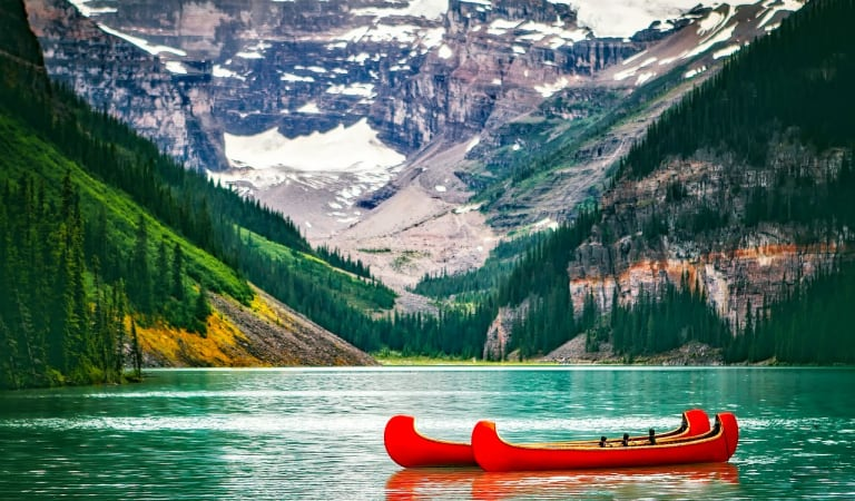 Travel and Discover Canada from your couch.