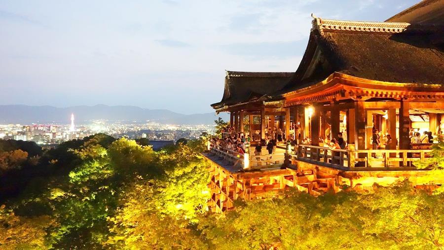 Japan-Landmark-Kyoto-Kiyomizudea