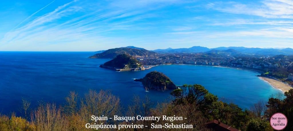 Spain - Basque Country Region - Guipúzcoa province - San-Sebastian