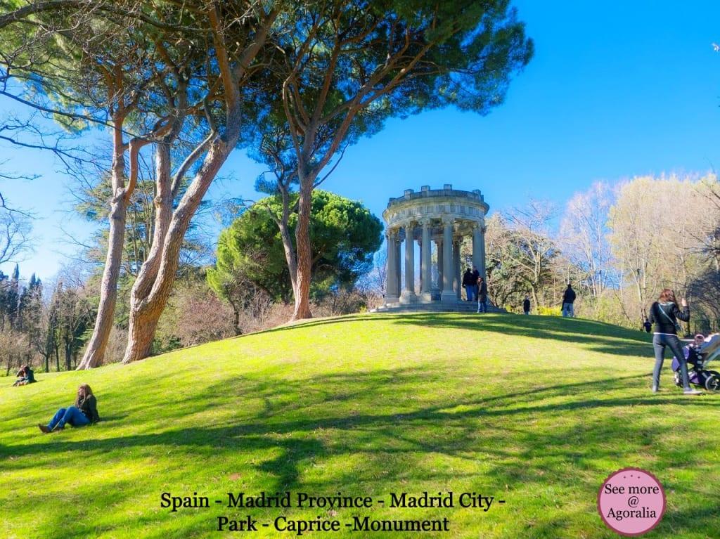 Spain-Madrid-Province-Madrid-City-Park-Caprice-Monument