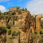 Spain - Andalusia - Ronda - Bridge