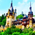 Romania-Muntenia-Region-Prahova-County-Province-Sinaia-Castle-Peles