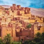 Morocco Draa Tafilalet Region Uarzazat Province Ksar Ait Ben Haddou Unesco Site