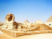 Egypt Giza Monument Sphinx