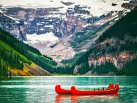 Canada Alberta Province Banff National Park Lake Louise