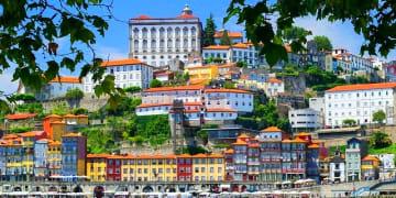 Portugal Norte Region Porto River Douro