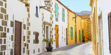 Spain - Canary Islands - Gran Canaria Island - Village - Aguimes