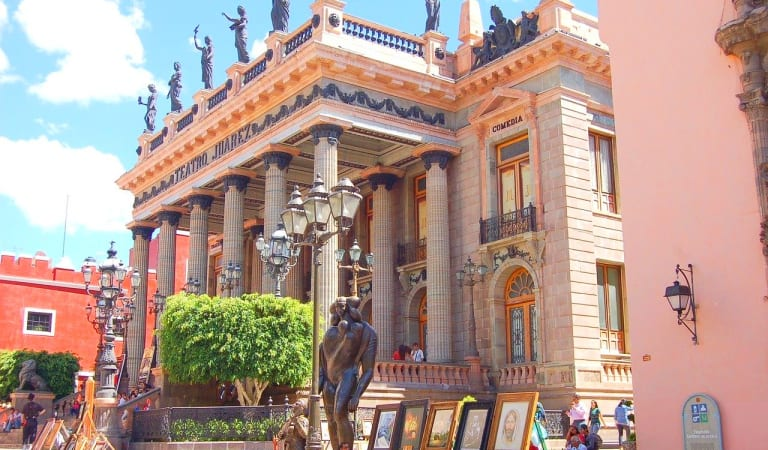 Travel and Discover Guanajuato Region from your couch. – Mexico