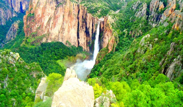 Travel and Discover Chihuahua state from your couch. – Mexico