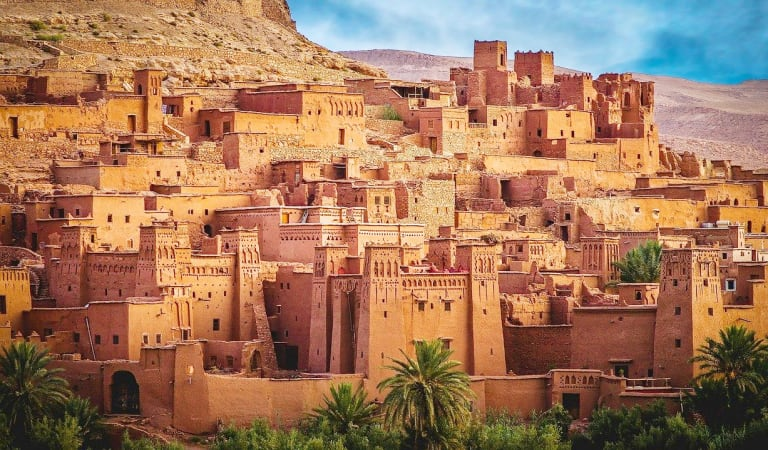 Travel and Discover Morocco from your couch.