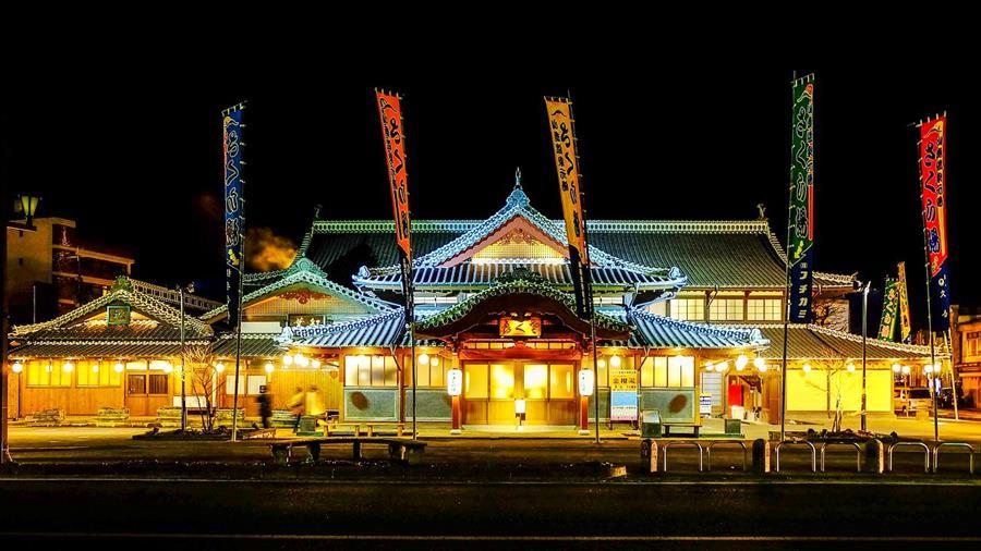 Japan-Kumamoto-Yamagas-natural-hotspring