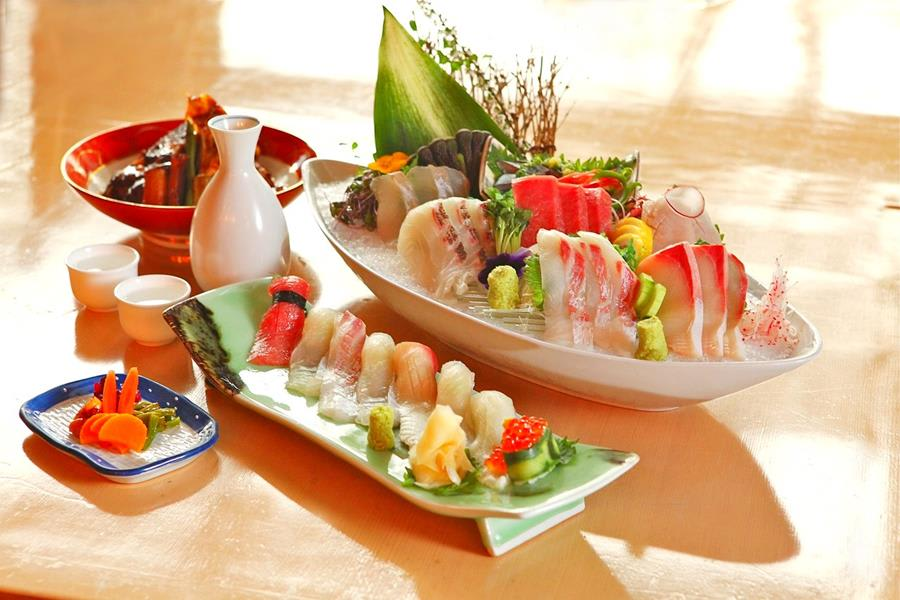 Japan-Food-Sashimi
