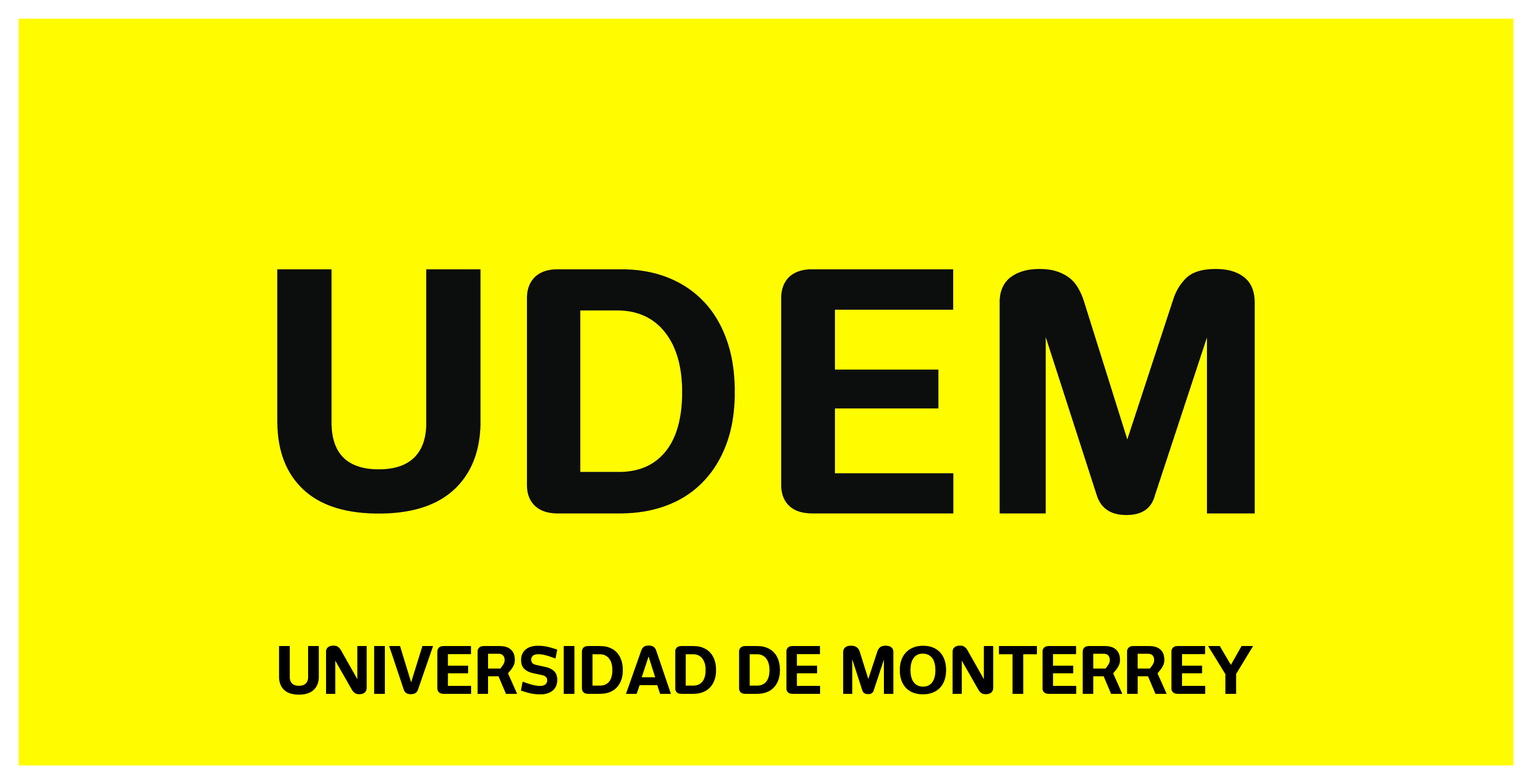 Universidad de Monterrey (UDEM)'s Logo'