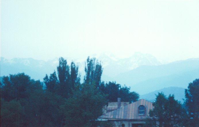Almaty, Kazakhstan (May, 1997)