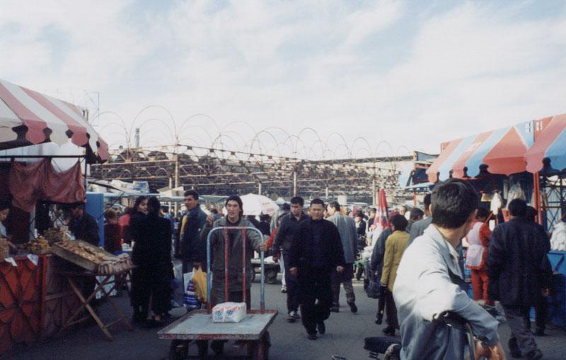 Osh Bazaar - Bishkek, Kyrgyzstan.