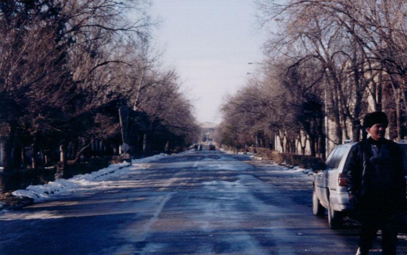 Kara Balta, Kyrgyzstan.