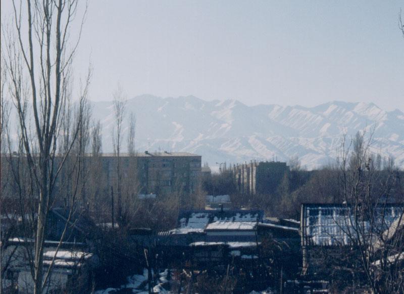 Tokmok, Kyrgyzstan.