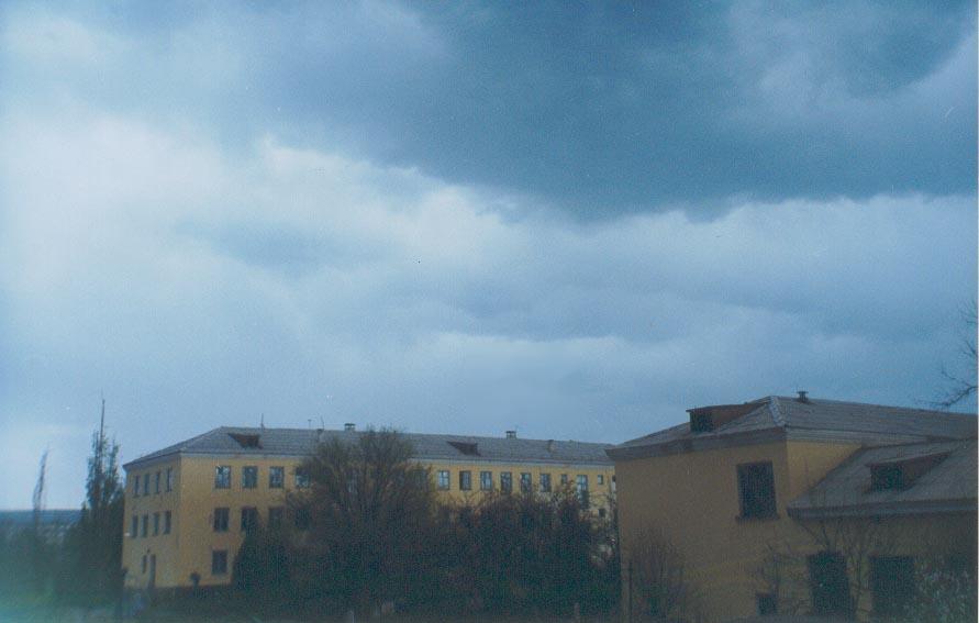 Thunderstorm in Karatau