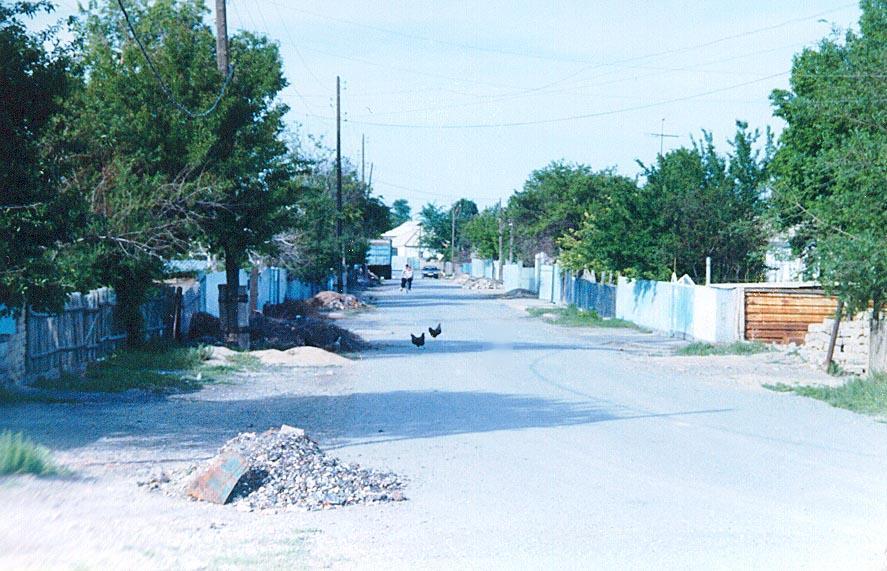 Outskirts of Karatau