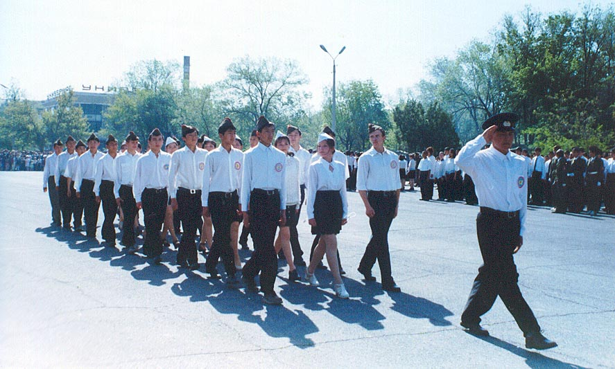 Victory Parade in 1998