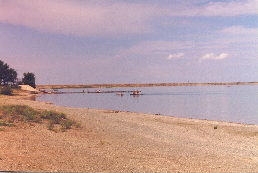 Zhartas recreational area, Karatau, Kazakhstan