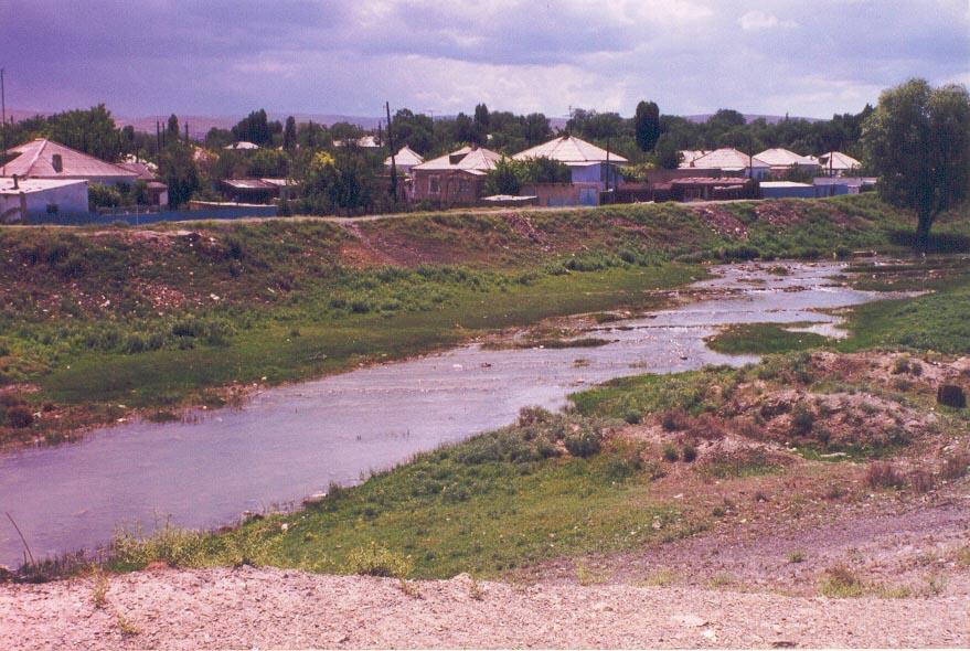 Outskirts of Karatau in Spring, 1998