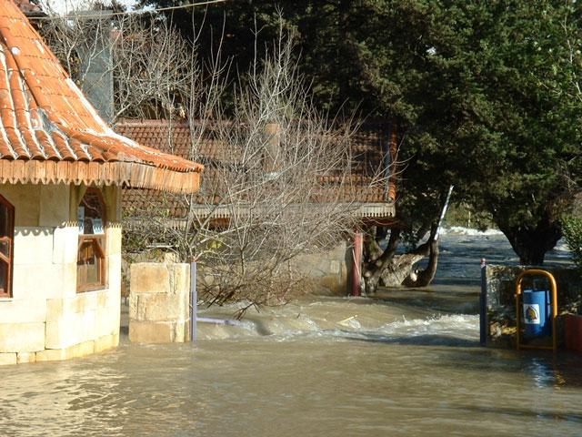 2002 Flooding in Manavgat, Turkey.