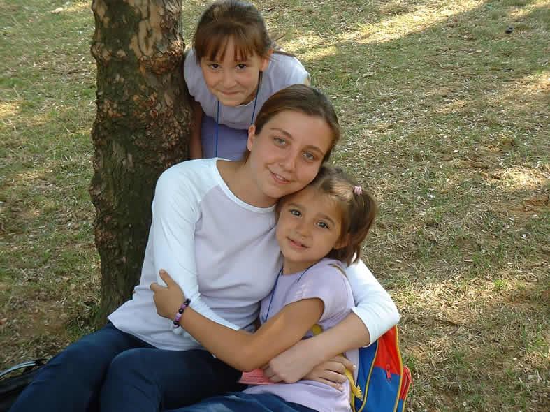 Yasmine, TEGV Charshamba Education Park Istanbul, Turkey.