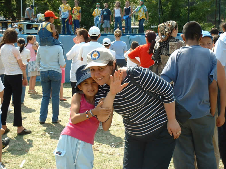 Sermin - TEGV Charshamba Education Park Istanbul, Turkey.