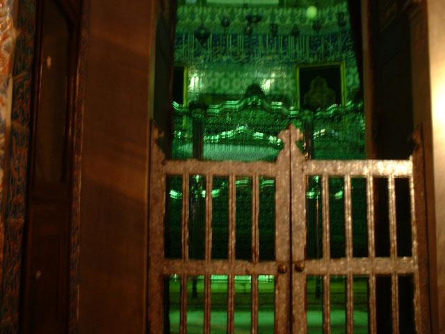 Eyup Sultan Camii - Istanbul, Turkey.
