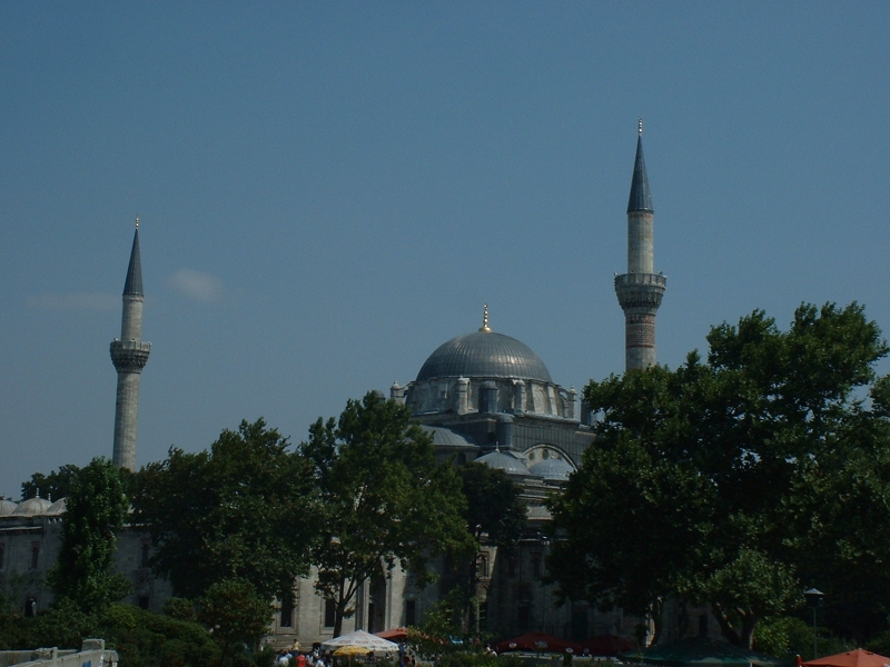 Beyezit Camii - Istanbul, Turkey.