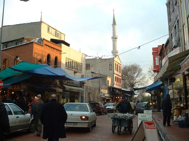 Fatih Cammi - Istanbul, Turkey.