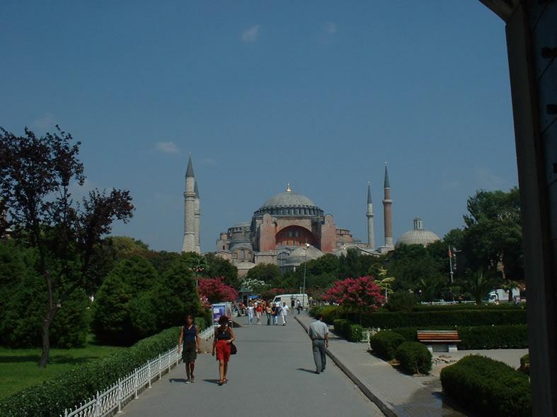 Ayasofiya Camii - Istanbul, Turkey.