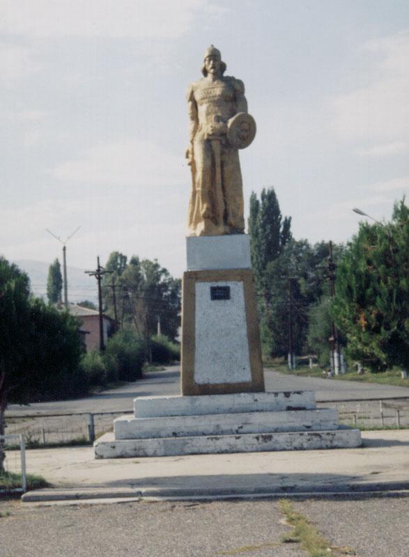 Talas, Kyrgyzstan.