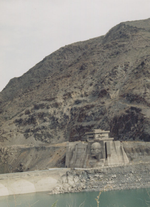 Kirov Dam - Talas, Kyrgyzstan.