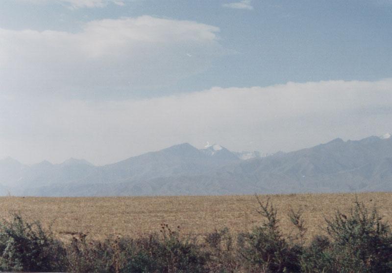 Kyrgyz Alatoo - Talas, Kyrgyzstan.