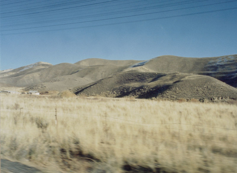 On the way to Naryn, Kyrgyzstan.