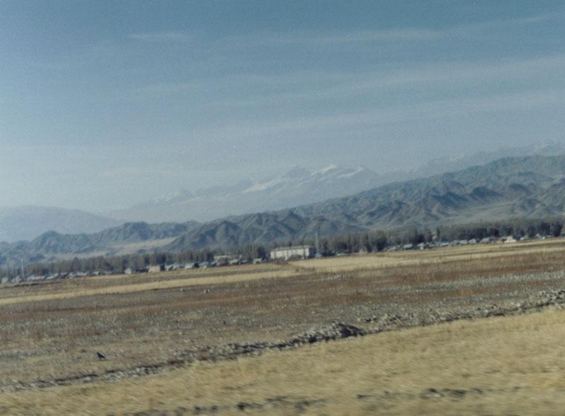 Kochkor, Kyrgyzstan.
