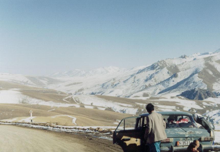 Dolon Pass, Kyrgyzstan.