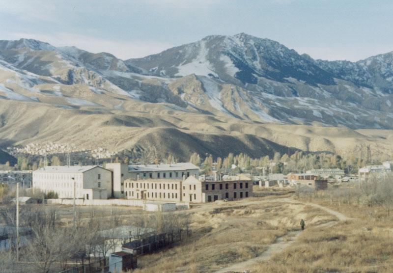 Naryn, Kyrgyzstan.