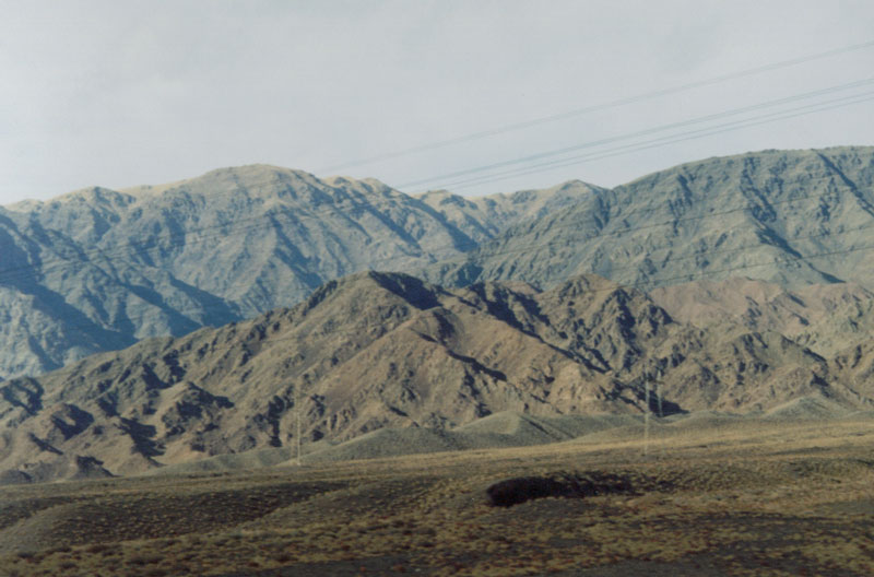 Kungoy Ala-Too, Kyrgyzstan.