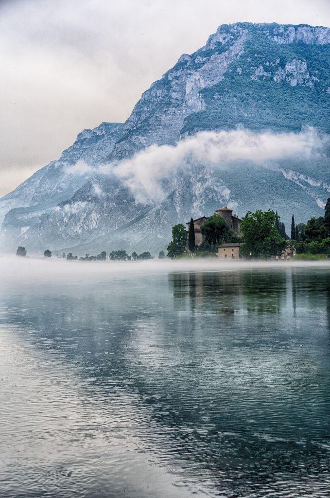 Lago di Toblino, Italy