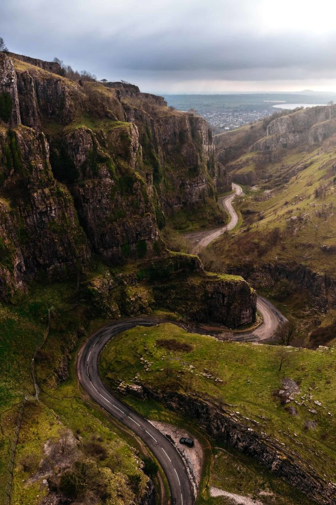 Cheddar Gorge, Cheddar, United Kingdom