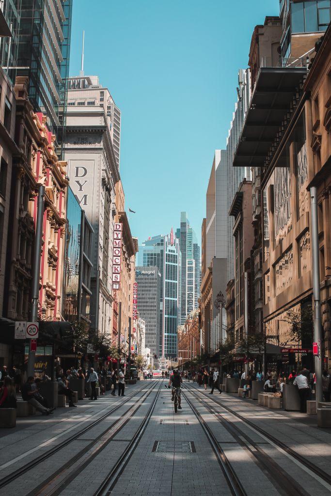 George Street, Sydney, Australia