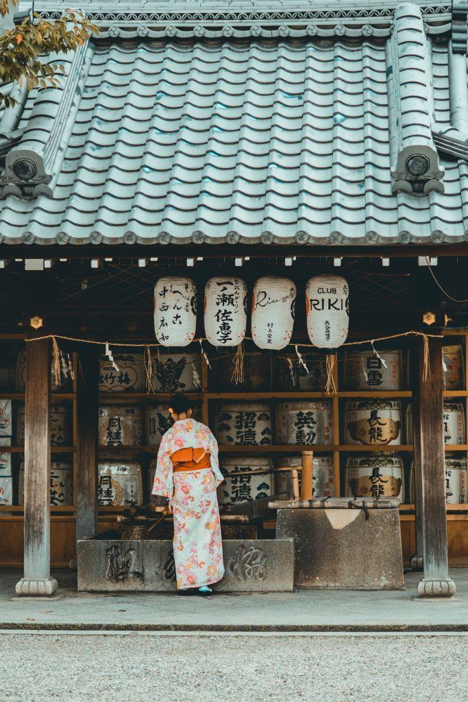 Fushimi Inari Taisha, Kyōto-shi, Japan