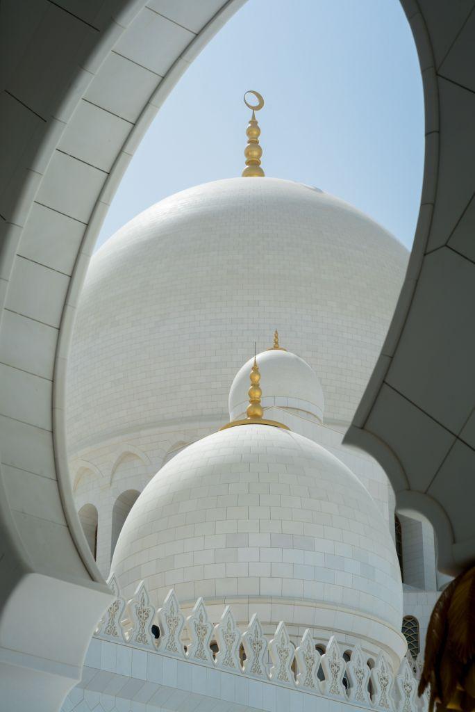 Grand Mosque North Parking Lot, Abu Dhabi, United Arab Emirates