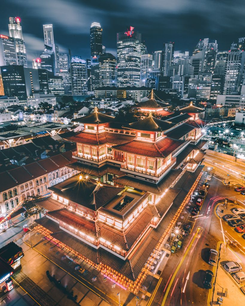 tibetan temple singapore