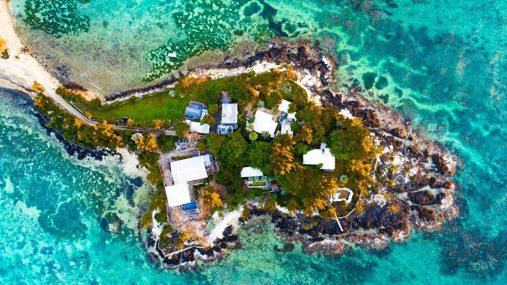 Pereybere Public Beach, Grand Baie, Mauritius
