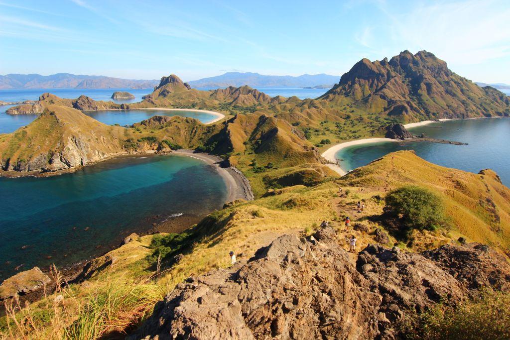 Padar Island, Indonesia