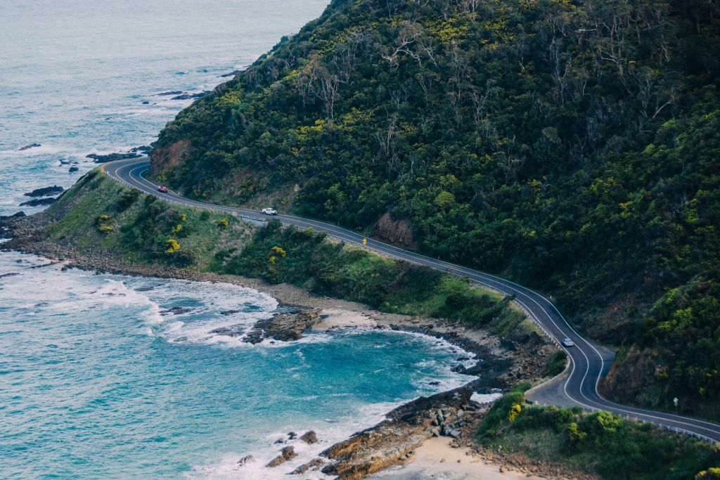 Great Ocean Road, Peterborough, Australia
